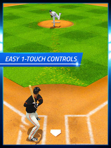 Tap Sports Baseball - Screen 1