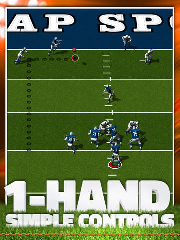 Tap Sports Football - Screen 2