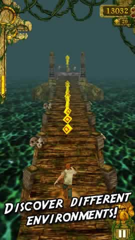 Temple Run - Screen 1