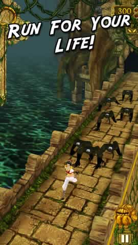 Temple Run - Screen 2
