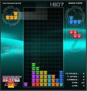Tetris Zone - Screen 2