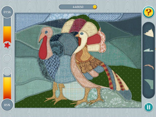 Thanksgiving Day Mosaic - Screen 1