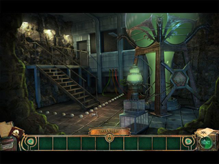 The Agency of Anomalies: Mind Invasion Collector's Edition - Screen 2