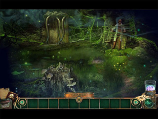 The Agency of Anomalies: Mind Invasion - Screen 2