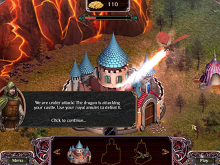 The Far Kingdoms - Age of Solitaire - Screen 1