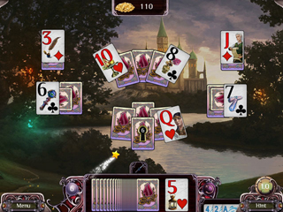 The Far Kingdoms - Age of Solitaire - Screen 2