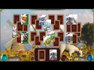 The Far Kingdoms: Awakening Solitaire - Screen 1