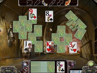 The Far Kingdoms: Sacred Grove Solitaire - Screen 2