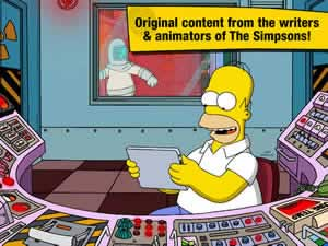 The Simpsons Tapped Out - Screen 1