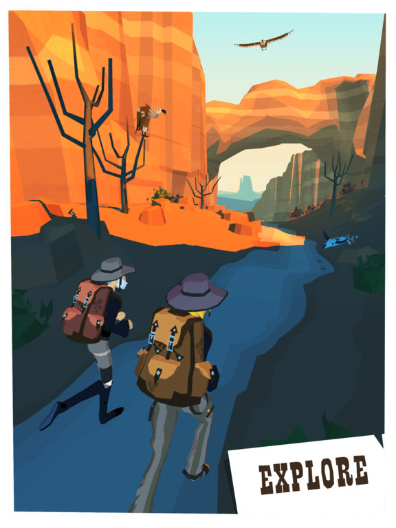 The Trail - A Frontier Journey - Screen 1