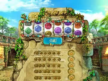 The Treasures of Montezuma 3 - Screen 2