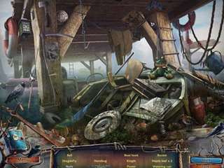 The Vanished Hidden Object 2 Pack - Screen 1