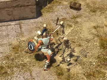 Titan Quest - Screen 2