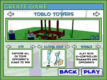 Toblo - Screen 1