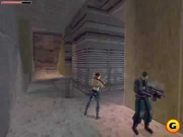 Tomb Raider III - Screen 2