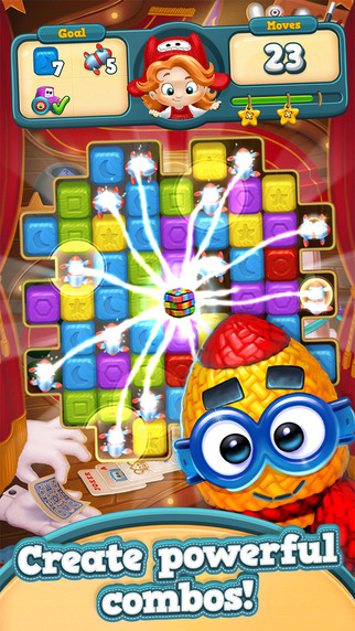 Toy Blast - Screen 1