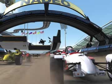 TrackMania Nations Forever - Screen 1