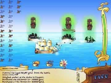 Tradewinds 2 - Screen 2