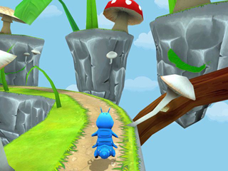 Turbo Bugs 2 - Screen 1