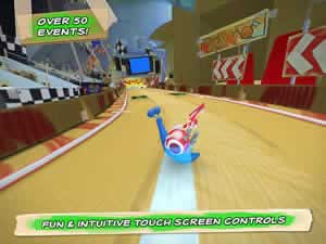 Turbo Racing League - Screen 1