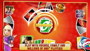 UNO & Friends - Screen 2