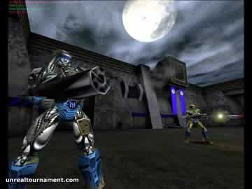 Unreal Tournament Game of the Year Edition - Screen 1