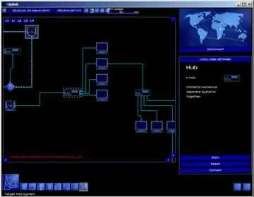 Uplink: Hacker Elite - Screen 1