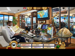 Vacation Adventures: Cruise Director 4 - Screen 1