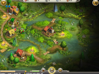 Viking Saga - Screen 2