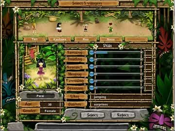 Virtual Villagers: New Believers - Screen 2