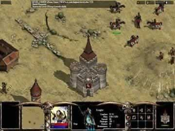 Warlords Battlecry 3 - Screen 2