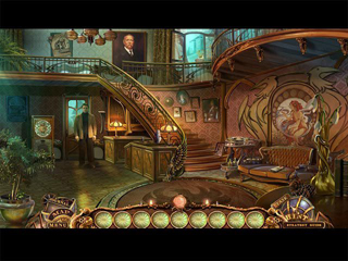Web of Deceit: Deadly Sands Collector's Edition - Screen 1