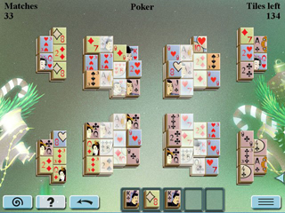 Winter Mahjong - Screen 2