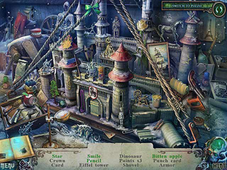 Witches Legacy: Lair of the Witch Queen Collector's Edition - Screen 1