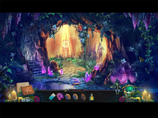 Witches' Legacy: Slumbering Darkness Collector's Edition - Screen 1