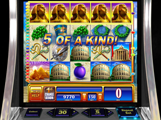 WMS Slots: Rome & Egypt - Screen 2