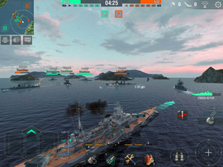 World of Warships - Screen 2