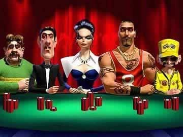 World Poker Championship - Screen 1