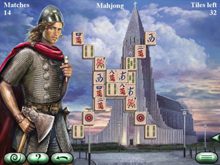 World's Greatest Temples Mahjong 2 - Screen 2