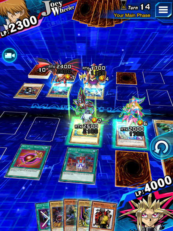 Yu-Gi-Oh! Duel Links - Download and Play Free On iOS and ...