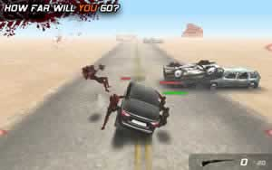 Zombie Highway - Screen 1