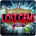 Antique Shop: Lost Gems - London