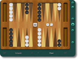 Backgammon Game