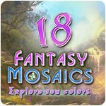 Fantasy Mosaics 18:  Explore New Colors