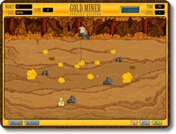gold miner game special edition