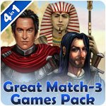 Great Match-3 Games Pack