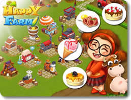 Happy Farm: Candy Day