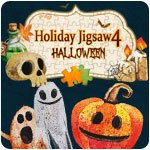 Holiday Jigsaw Halloween 4