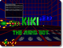 Kiki the Nanobot