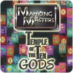 Mahjong Masters - Temple of the Ten Gods